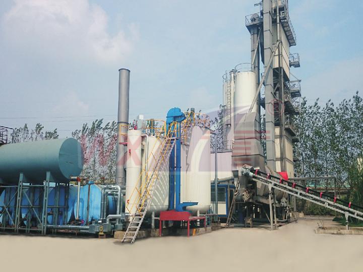 Jiangsu Hua Chong 20 tons fixed integrated modified asphalt e
