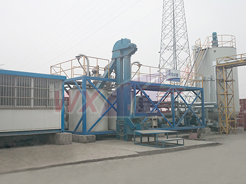 30 tons of mobile modified asphalt equipment